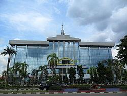 Kalimantan Timur Wikipedia bahasa Indonesia