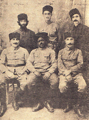Karakol society - Some members of Karakol society
