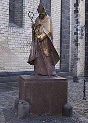 Kardinal-Frings-Denkmal-Neu