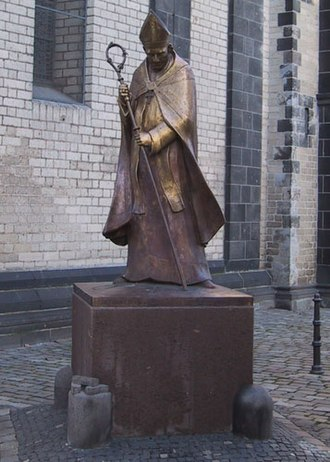 Josef Frings - Cardinal Frings memorial in Neuss, Germany