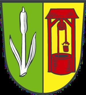 Karlsfeld - Image: Karlsfeld wappen