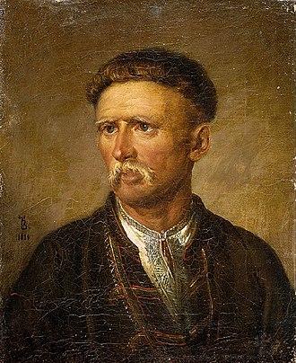 Ustym Karmaliuk - Ustym Karmlyuk by Vasily Tropinin