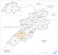Karte Gemeinde Le Noirmont 2007.png
