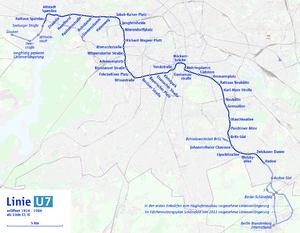 U Bahn Linie 7 Berlin Wikipedia