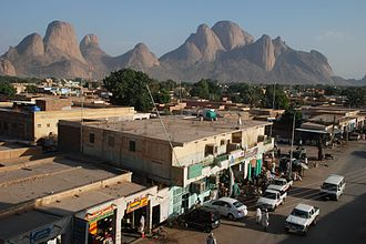 Kassala - Image: Kassala center Totil