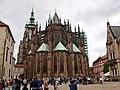 Katedrála sv. Víta, Veitsdom, Praha, Prague, Prag - panoramio.jpg