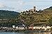 Kaub and Burg Gutenfels, Southwest view 20141002 1.jpg
