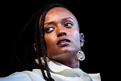 Picture of a band or musician: Kelela