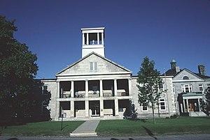 Kennebec County, Maine - Image: Kennebec County Courthouse