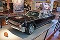 Kennedy Car 1961 Lincoln Continental (31609510632).jpg