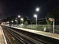 Kew Bridge Station at night (35654011034).jpg
