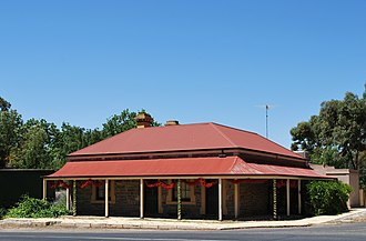 Keyneton, South Australia - A building in Keyneton
