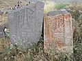 Khatchkars in Tanahat Monastery (7).jpg