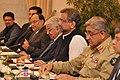 Khawaja Muhammad Asif and Shahid Khaqan Abbasi in Islamabad, Pakistan - 2017 (37852998846).jpg