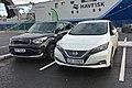 Kia Soul EV & Nissan Leaf Tromso10 2018 0855.jpg