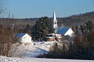Kiamika, Quebec Municipality in Quebec, Canada