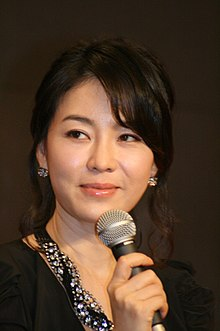 Kim Jeong-nan at the press conference for Grudge - The Revolt of Gumiho 246.jpg