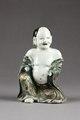 Kinesisk figur från 1800-talet - Hallwylska museet - 95962.tif