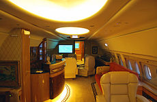 Inside Private Jet Tour