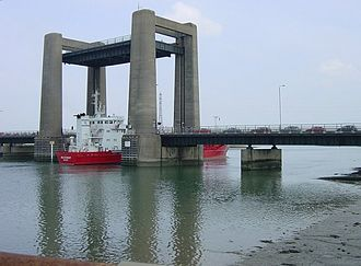 Isle of Sheppey - The Kingsferry Bridge