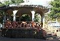 Kiosko del parque de Ilobasco.JPG