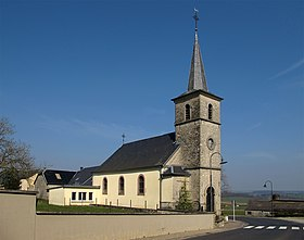 L'église Saint-Thomas
