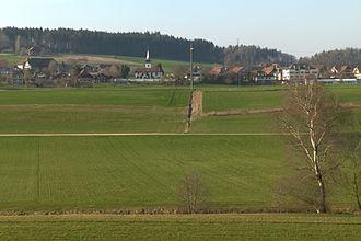 Kirchlindach - Kirchlindach village