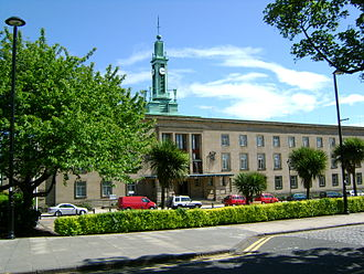 Kirkcaldy - Kirkcaldy Town House