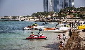 Kish Island - Image: Kish beach 05
