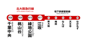 Kita-Osaka Kyuko Railway Japanese railway company