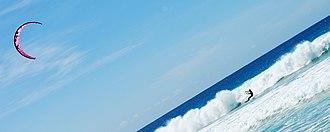 Kiteboarding - Kitesurfing in Fuerteventura