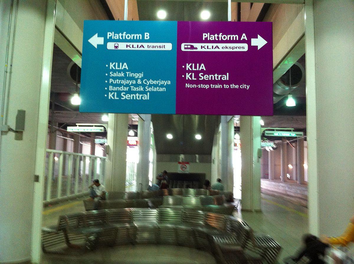 Klia2 Erl Station Wikipedia