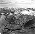 Knife Creek Glacier, terminus of mountain glacier, August 26, 1969 (GLACIERS 7013).jpg
