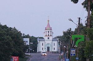 Kobeliaky - Church in Kobeliaky