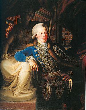 Ferencz József Koháry de Csábrág