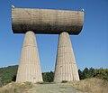 Kosovska Mitrovica monument.jpg
