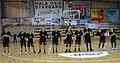Koszykarze Siarki Tarnobrzeg przed meczem ze Spójnią fot. W.Keres.jpg