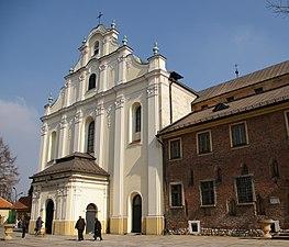 Krakow Mogila klasztor 20080309 2615.jpg