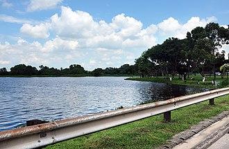 Sungei Kadut - Image: Kranji Reservoir Park, 2014