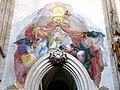 Krems Piaristenkirche - Franz Xaver Kapelle 2 Fresko.jpg