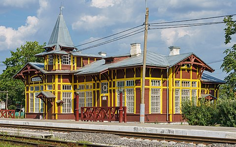 Kuzhenkino railway station