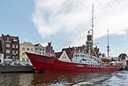 Lübeck, An der Untertrave, Feuerschiff -Fehmarnbelt- -- 2017 -- 0266.jpg
