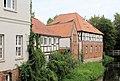 Lüchow (Wendland), Häuser an der Drawehner Jeetzel.JPG