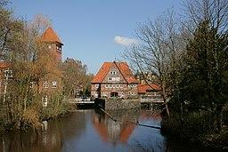 Friedenstraße in Lüneburg