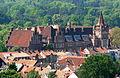 Lüneburg Wilhelm-Raabe-Schule vom Wasserturm.jpg