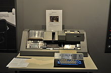 IBM 029 card punch
