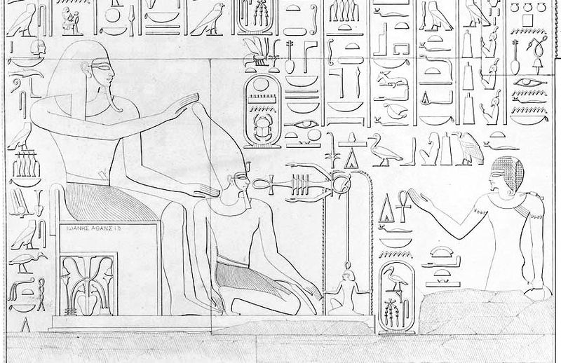 Tutmosis III, el gran conquistador 800px-LD-Semna-West-ThutmosisIII-Detail