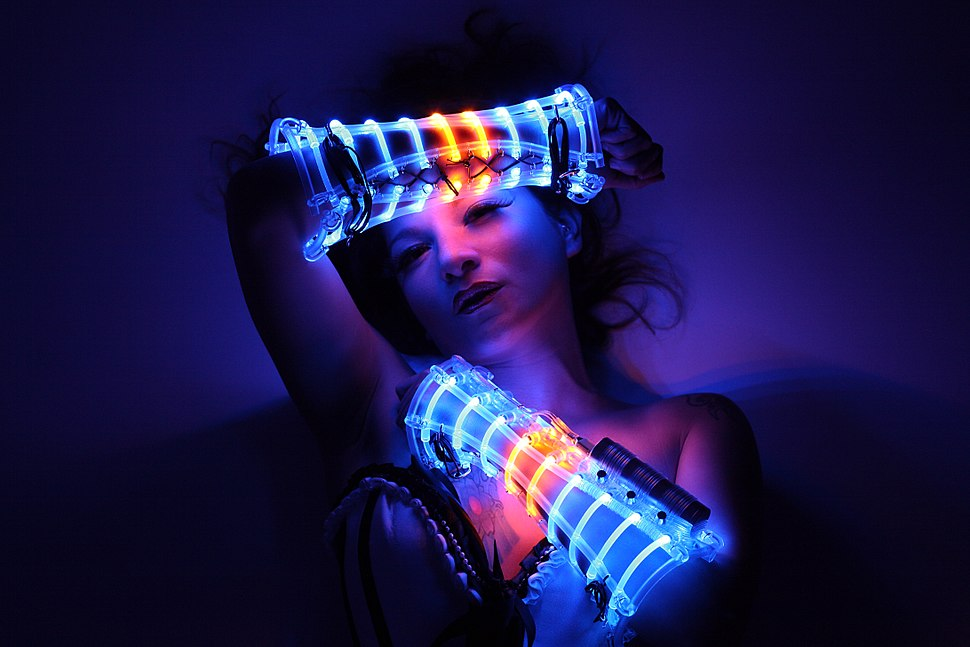 LED Costume by Beo Beyond