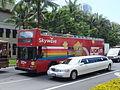 LOOK JTB, Skywave Bus, (Honolulu, Hawaii).jpg