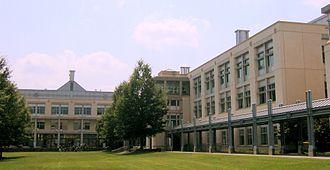 Levine Science Research Center - Image: LSRC 2